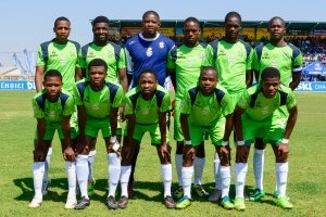 Kodisang to Star for South Africa's under-20s in Cosafa Cup