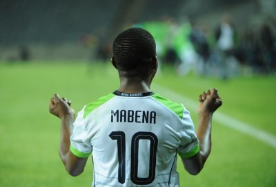 We have to grind results - Mabena