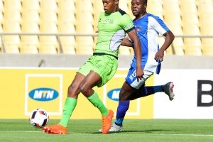 NHLAPO TO START FOR BAFANA TONIGHT