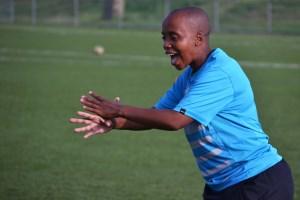 Diale sings hat-trick hero Kodisang's praises